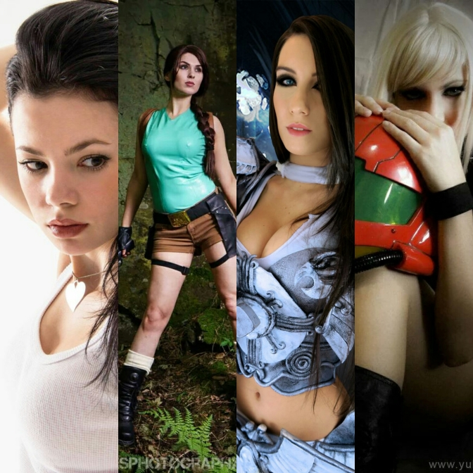 Soon in our banner : @alessandraluzm @Nicolette_Mck @BeauPeep1 &  @yukilefay ! <3
