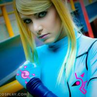 [Cosplay&More] - Metroid, Samus Aran by the gorgeous Thais Jussim
