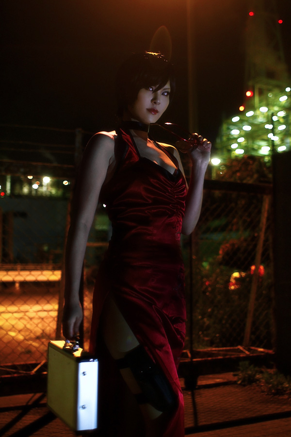 [Cosplay&More] Resident Evil 4,  Ada Wong by the gorgeous Kasane