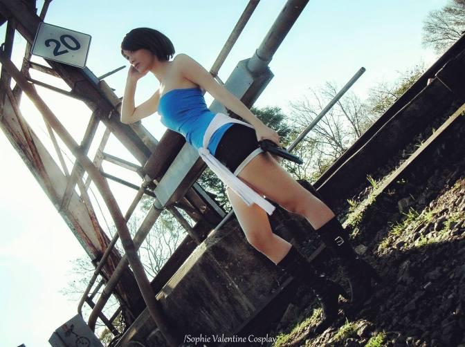 [Cosplay&More] – Resident Evil 3 Nemesis, Jill valentine by Sophie Valentine