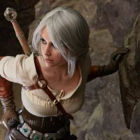 [Cosplay&More] - The Witcher 3, Ciri by the gorgeous Galina Zhukovskaia