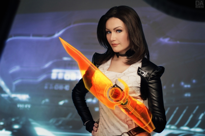 [Cosplay&More] – Mass Effect, Miranda Lawson by Mono Abel