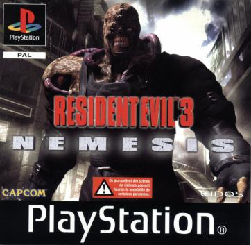 North American & Europe PlayStation cover art