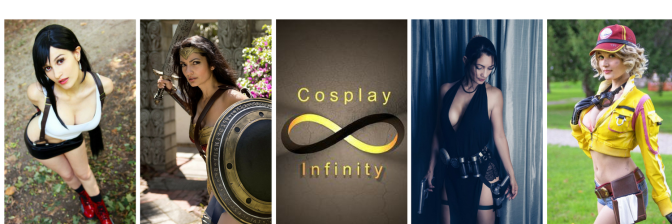 Our new banner with the gorgeous Gaia Sanetti & Ivy Cosplay <3
