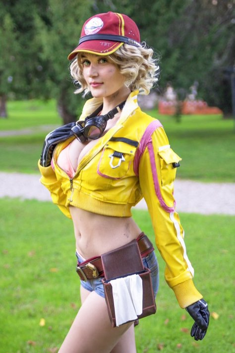 Cindy, Final Fantasy XV