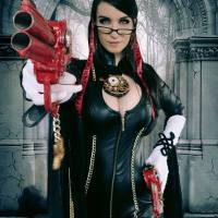 [Cosplay&More] - Bayonetta by the gorgeous Giulietta Zawadzki @BeauPeep1
