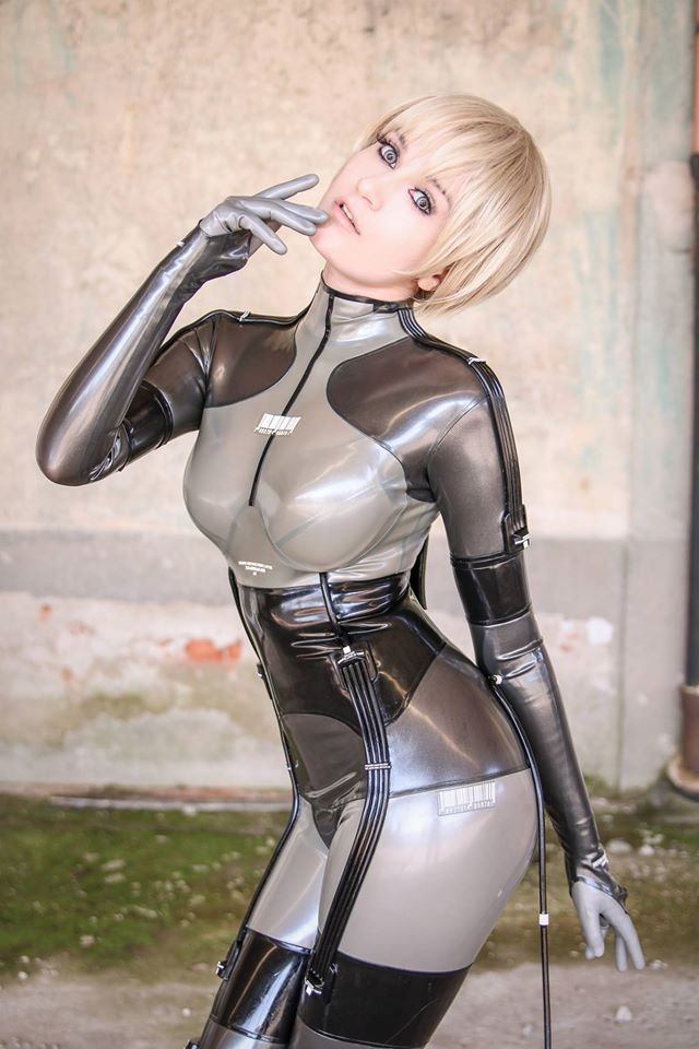 [Cosplay&More] – Metal Gear Solid 4 – Laughing Octopus by the gorgeous Meryl Sama