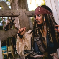 [Cosplay&More] - Jack Sparrow by the gorgeous Alyson Tabbitha from Pirates of the Caribbean