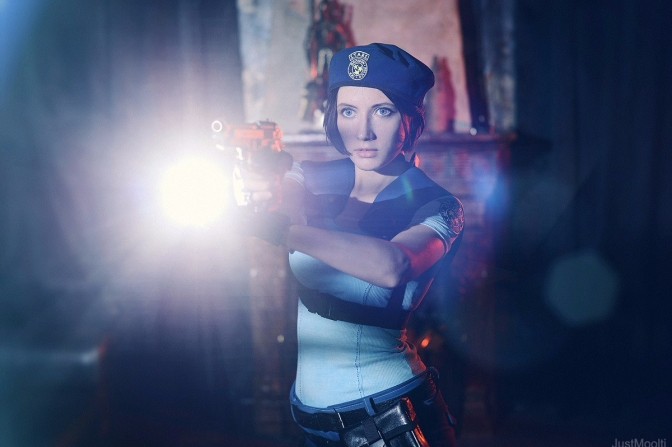 [Cosplay&More] – Resident Evil, Jill Valentine by Narga