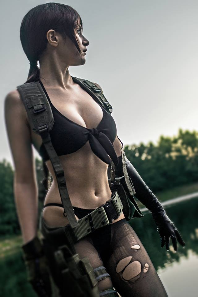 Quiet by @MerylSama