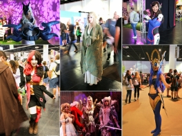 Gamescom 2017 - Photos by CosplayInfinity