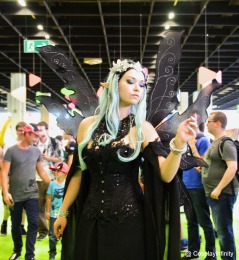Gamescom 2017 - Picture Cosplayinfinity