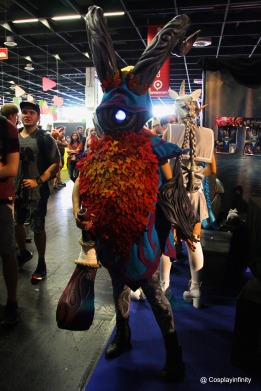 Gamescom 2017 - Picture Cosplayinfinity (2)