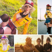 [Cosplay&More] - The most incredible Cindy cosplay ever from Final Fantasy XV