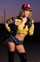 #Cosplay #FinalFantasyXV #Cindy by the gorgeous @supertaunt - Photo by Dapper Geek News