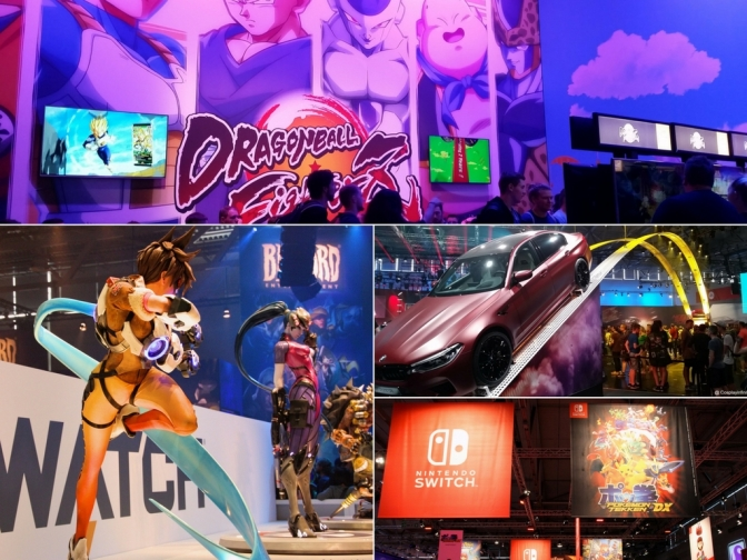 [Games] – Gamescom 2017 Pictures
