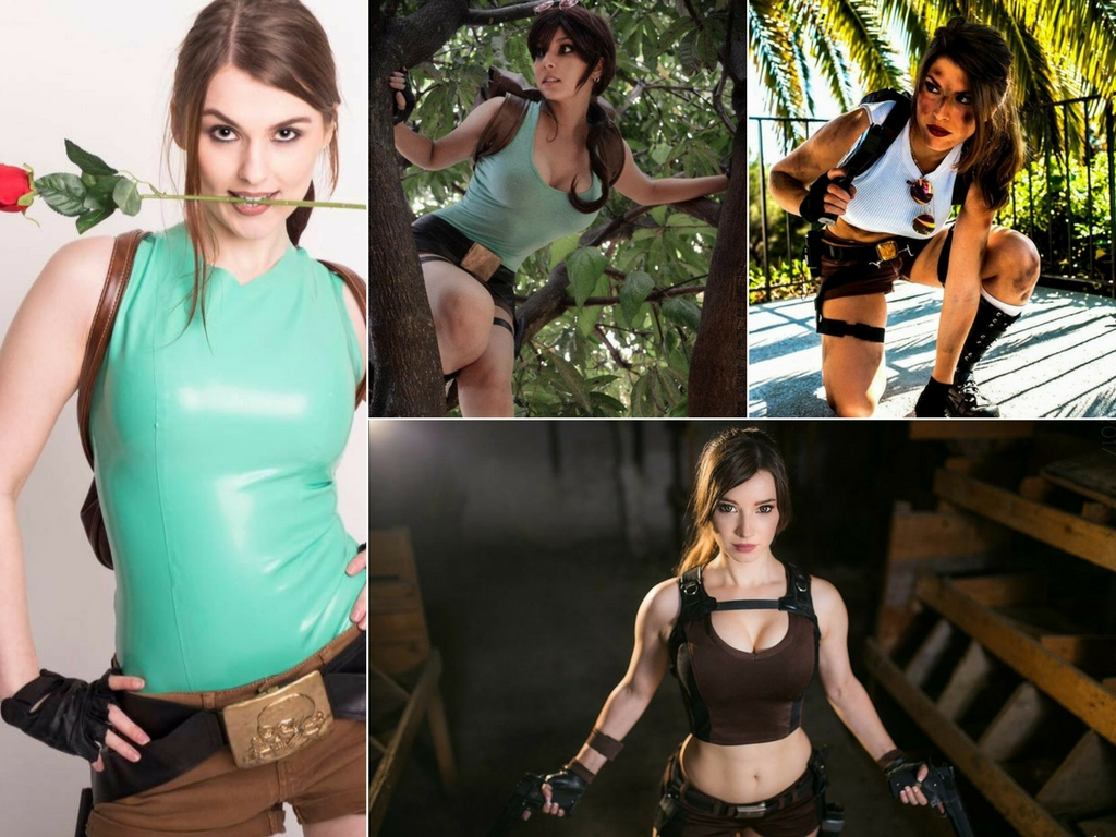 [Cosplay&More] – The most incredible Lara Croft !