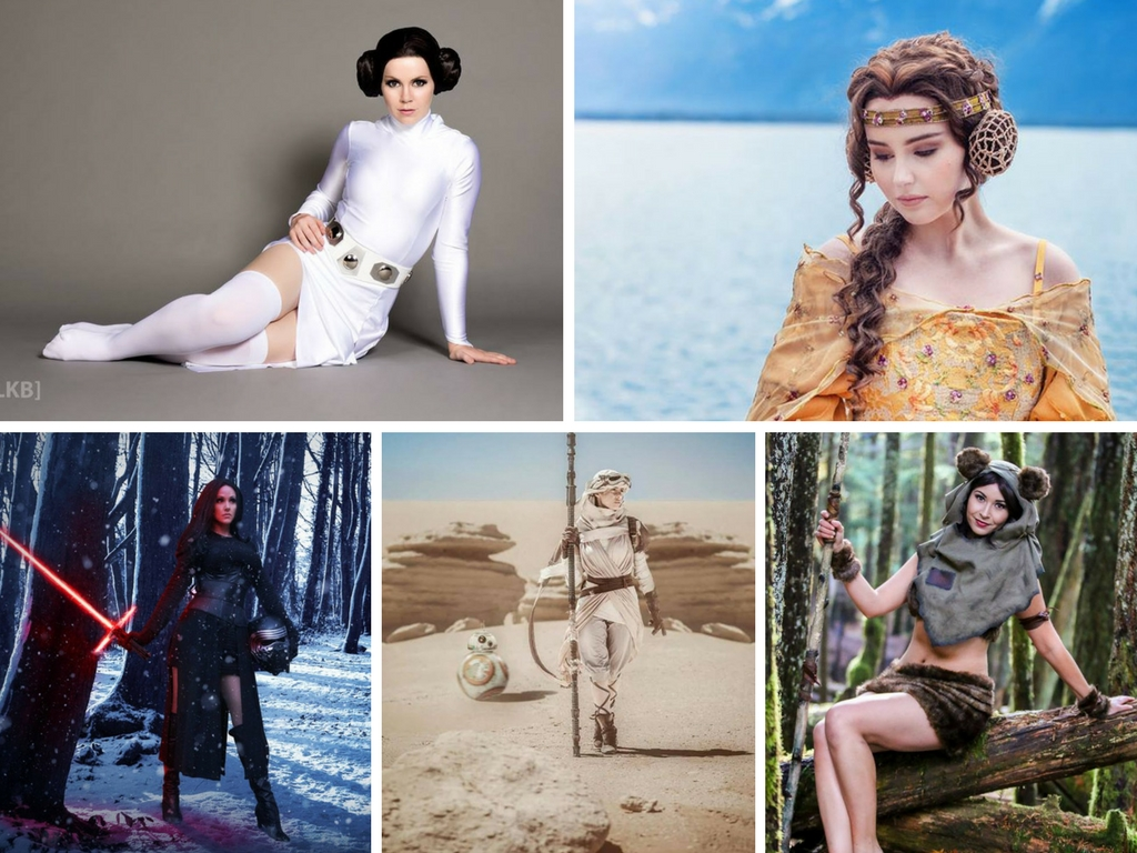 [Cosplay&More] – The most incredible Star Wars cosplay ever !