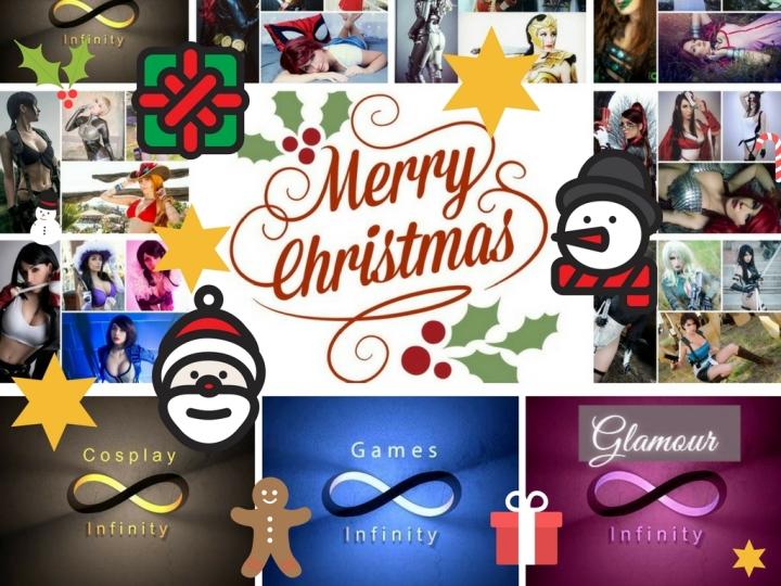 Merry Christmas CosplayInfinity