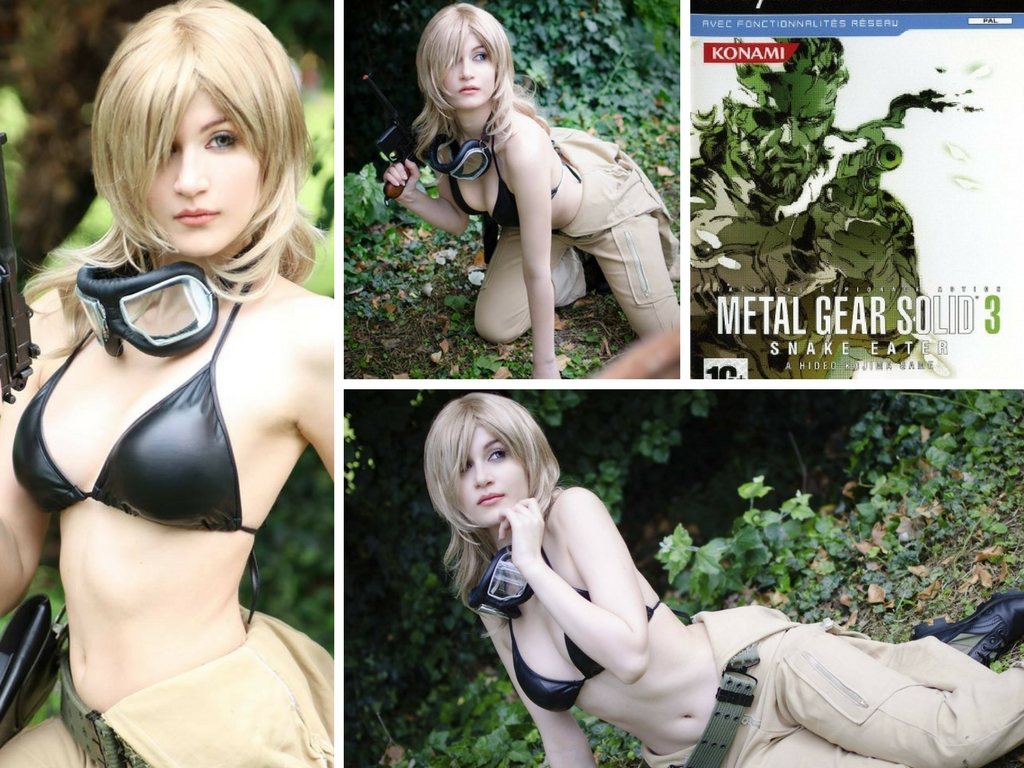 [Cosplay&More] – Eva from METAL GEAR SOLID 3 by the gorgeous Meryl Sama