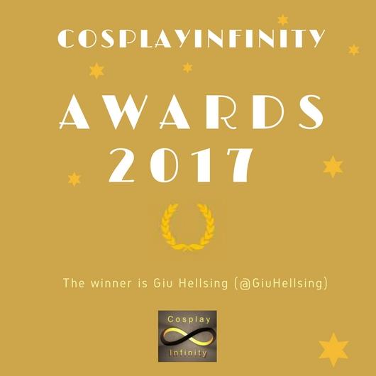Cosplay Infinity Award 2017