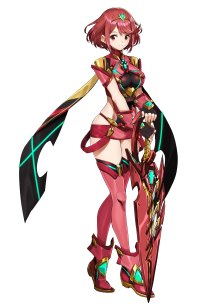 Xenoblade Chronicles 2 - Pyra
