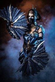 Kitana - Mortal Kombat X by xXAnemonaXx - Photo by Andrey Spiridonov