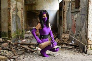 Mortal Kombat II Mileena by Candy-Cosplays
