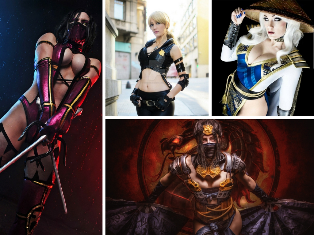 [Cosplay&More] – The most incredible Mortal Kombat Cosplays ever !