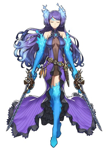 Xenoblade Chronicles 2 - Brighid