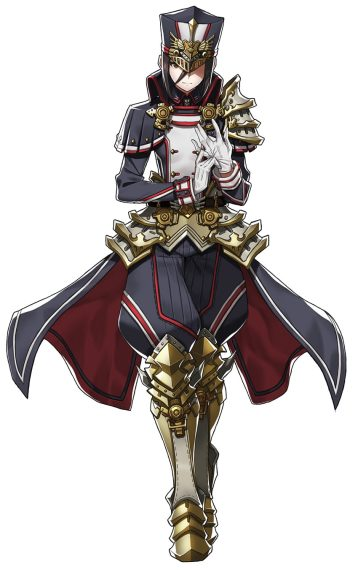 Xenoblade Chronicles 2 - Morag