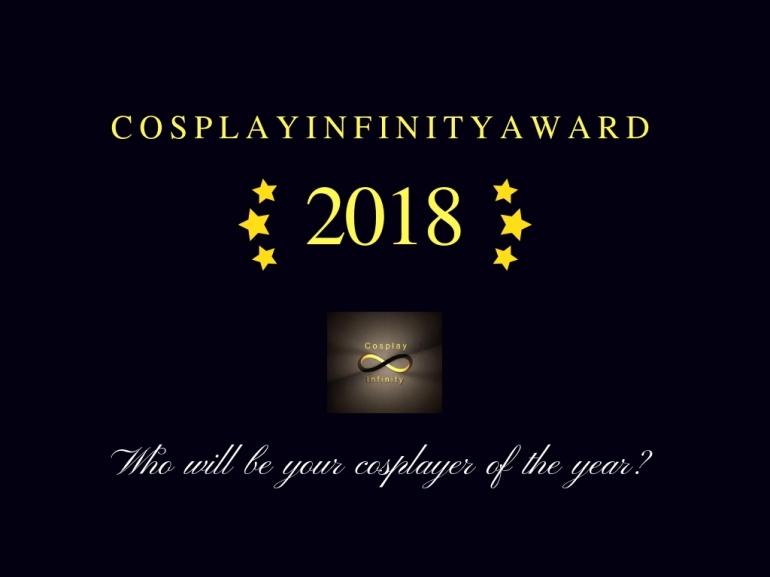 CosplayInfinityAward 2018